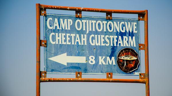 Otjitotongwe Cheetah Farm