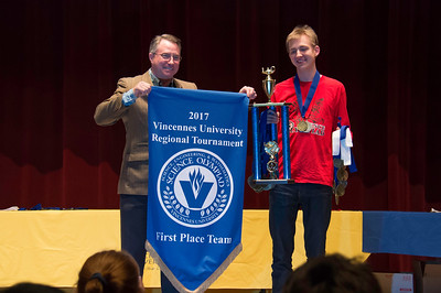 2017 Science Olympiad (Awards)