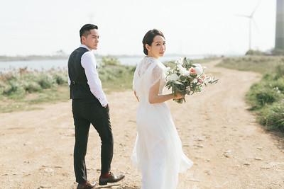 Pre-wedding | Kira + Fry