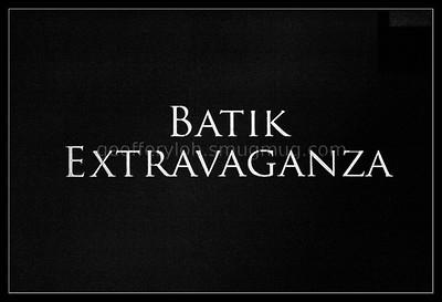 20071116 - Batik Extravaganza - MIFW 2007