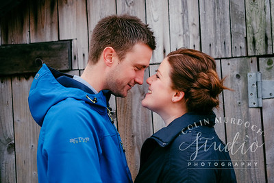 Claire & Ross - Pre-wedding
