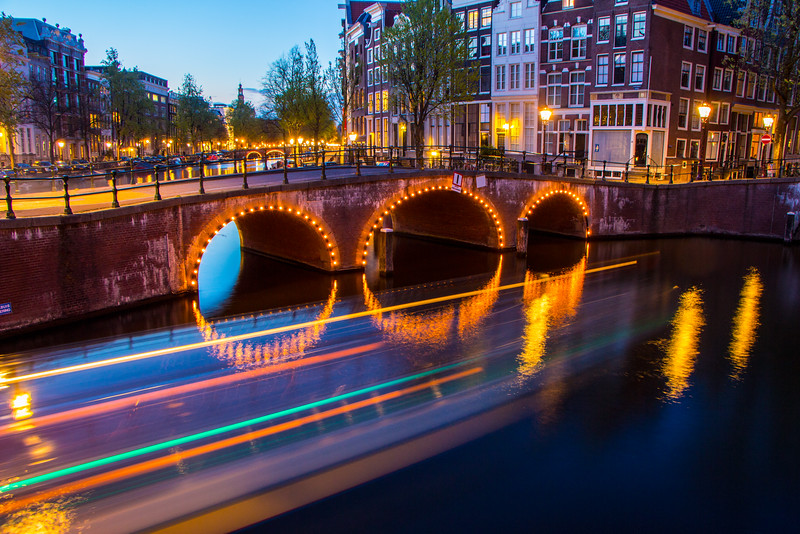 Leidsegracht and Prinsengracht