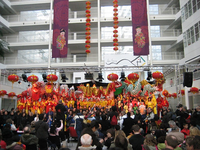 Chinese New Year 2008