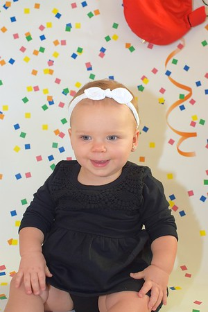 Ava is ONE!