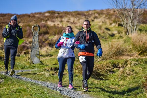 Nant yr Arian Half Marathon - Finish Photographs