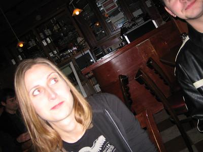 2006.01.13 Swan Flies the Coop - Ozzie's Bar, Seattle