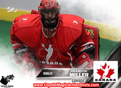 Canada Brandon Miller (WILC2015)