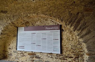 Výlet na hrad Pernštejn a do okolí Nedvědic
