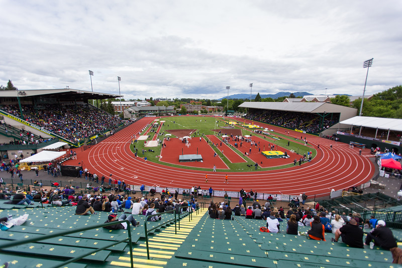 OSAA State Track - Day 2 - 2016