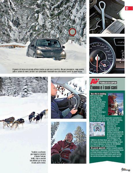 Auto & Fuoristrada   Marzo 2013 - n.3 pagina 61