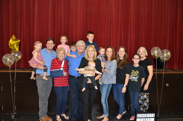 Caren Lindsay family