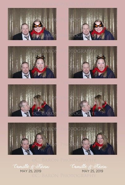 Camille + Kevin = Open Photobooth
