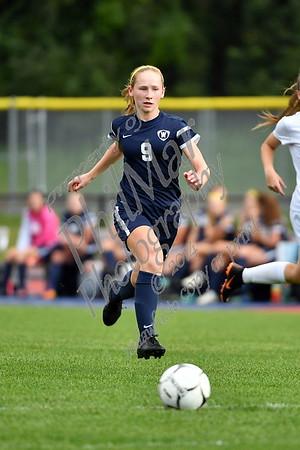 Wyomissing vs Tulpehocken Girls High School Soccer 2019 - 2020