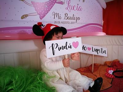 Bautizo Lucía