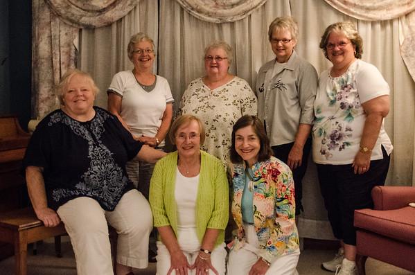 Carol Nurse Reunion