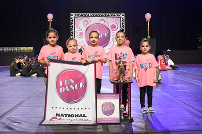 Fun & Cheer Competition SATX March 2019