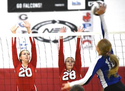 Poland at Jefferson volleyball 9-12-19