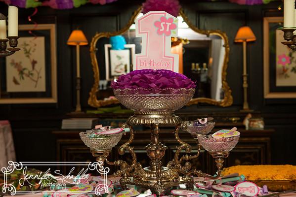 Nola 1 year birthday highlights
