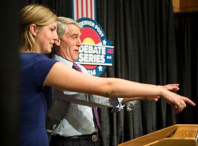 2014-10-07 Udall Gardner debate