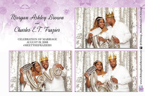 Morgan & Charles Wedding Celebration