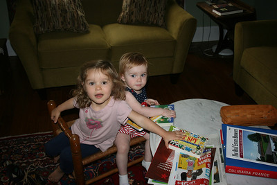 Gracie and Salome