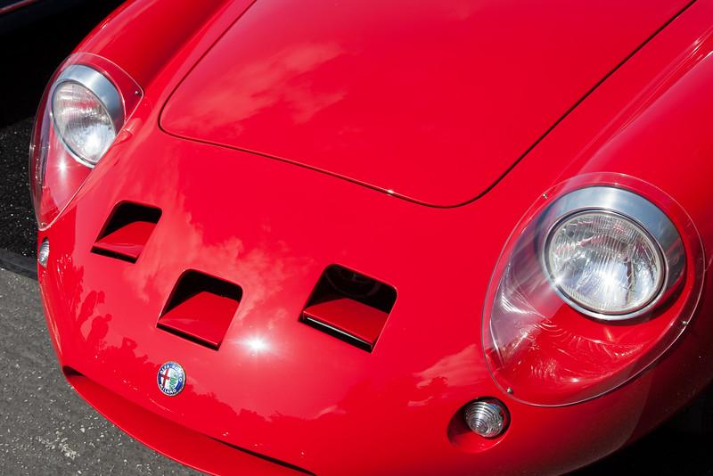 Best of Show Concours de Sport Winner - 1961 Alfa Romeo Sprint Zagato Coda Tronca