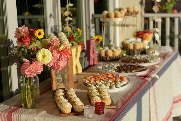 Details: Rings, Cake, Flowers, Venue, Etc.