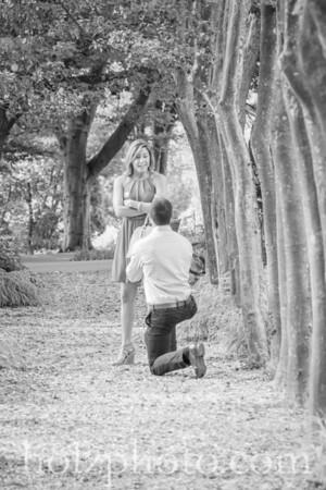 Alex & Liz B/W Proposal