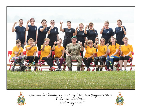 CTCRM Ladies Day Groups