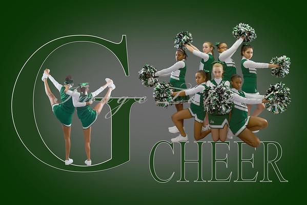2015-2016 SK Cheerleaders