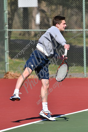 Wyomissing Boys High School Tennis 2018 - 2019