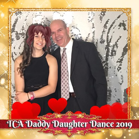 TCA Daddy Daughter Dance Photos