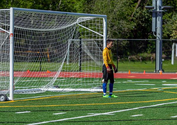 Boys Soccer v Bellevue Christian on Seniors Night 2019 04/29/2019