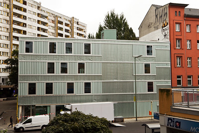 Bibliothek Adalbertstrasse