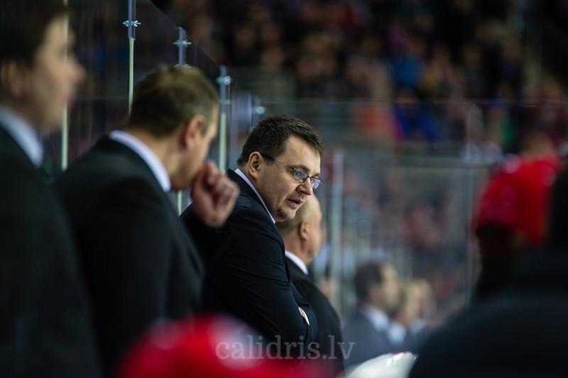 Donbass Donetsk galvenais treneris Andrei Nazarov