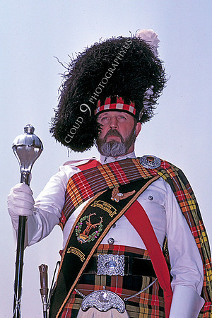 Scottish Clans Historical Re-enactor Pictures