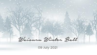 09.07 Waiouru Officers Mess - Winter Ball 2021