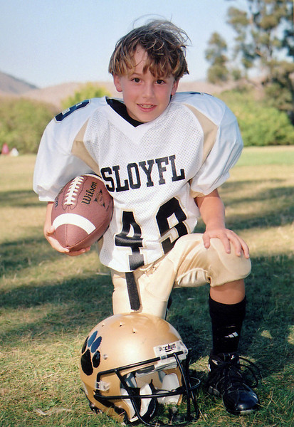 Max Lober - 1st year in Youth Football