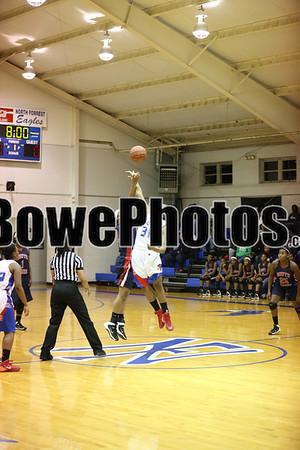 North Forrest vs South Jones - 2013 Varsity Basketball