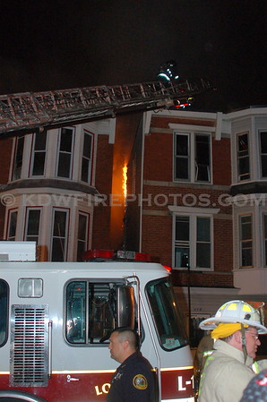 Lowell,MA - 2nd Alarm - 450 Central St - 5/16/07