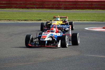 Fortec 2015 FIA F3 R01 Silverstone