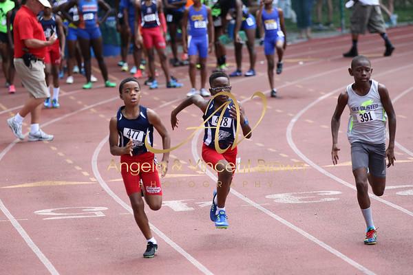 2017 DelElite Inv_Boys 100m