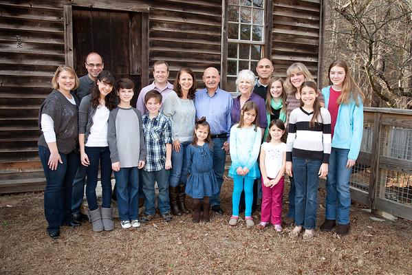 Moosbruger Family 2013