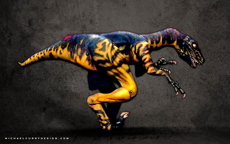 USJ Jurassic Park raptor.jpg