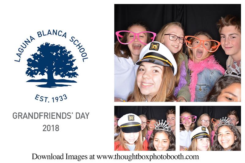 Laguna Blanca School Grandfriends Day  Mar 15, 2018