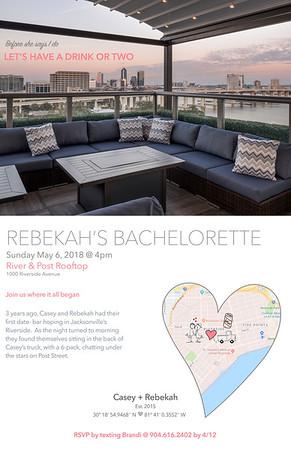 Rebekah's Bachelorette Party at River & Post