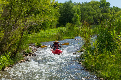 8/17/19 - Verde River Institute Kayaking