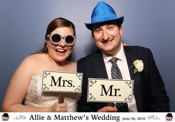 Allie & Matthew's Wedding