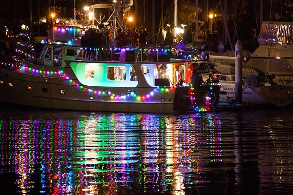 Boat Parade 2014