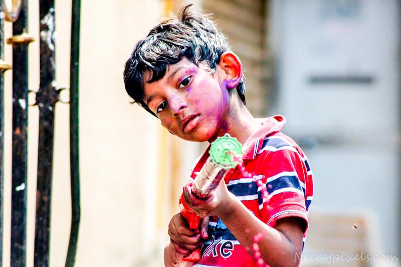 Festivals - Holi